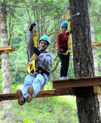 Ocoee Zip line and Canopy Tour 1